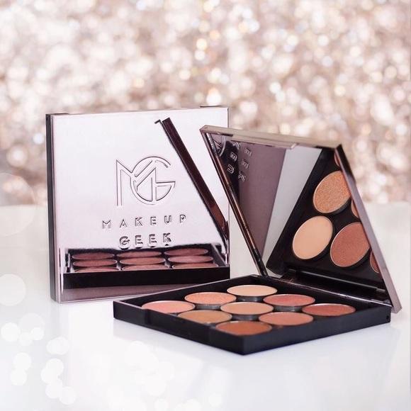 makeup geek Other - Makeup Geek Travel Vault Palette